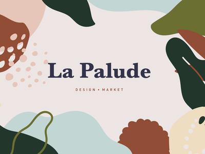 La Palude - Brand Identity craft designers makers design market poster typography branding design ui logo vector illustration brand identity