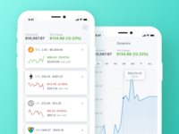 Cryptocurrency Portfolio Tracker