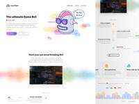 Smartbot Landing Page