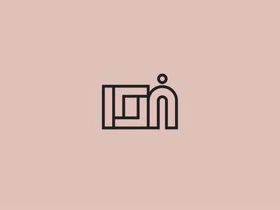 Jewellery Brand Logo Design logodesign monoline line art identity minimal logo branding mark design illustration