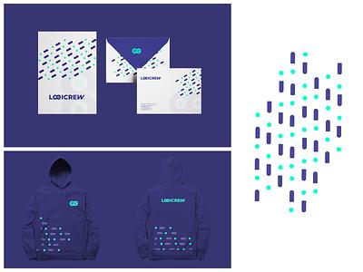 Logicrew Brand Mockups minimal vector icon stationery mockup logo branding
