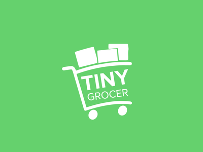 Brand Identity Design For Grocery Delivery Startup visual identity design creative logo communication design flat brand identity system design system minimal logo logo design branding