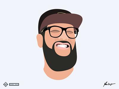 My face vectorized illustration vector vector artworks vector art