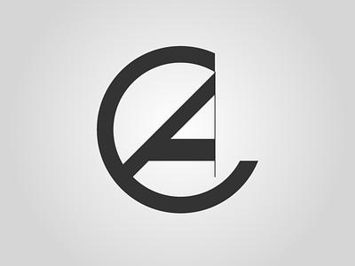 CA logo | Minimal Logo Inspiration beautiful illustration vector design logo design branding minimal graphics logodesign logo
