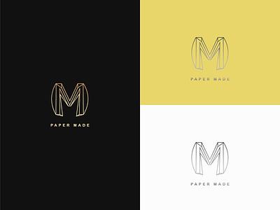 Minimal Origami Logo minimalistic minimalist beautiful flat vector graphics minimal branding illustration logodesign logo