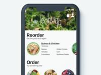 Lechuga - Food Ordering