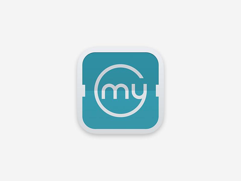 Scheduler - App Icon visual design icon app ios