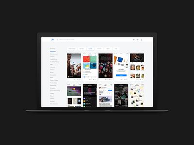 New mockup update! cinema display ipad iphone dark macbook imac pro mockups
