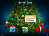 Vánoční šance