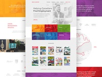 Media Classified Redesign