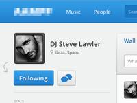 Music Profile