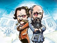 Virginia Tech Magazine cover