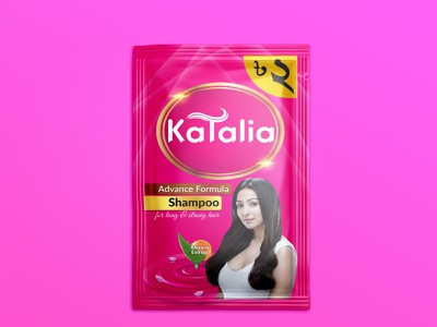 Shampoo Packaging packagedesign logo illustration