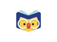 Bookowl Mascot