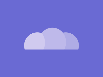 Day 14 of Daily Logo Challenge cloudy branding cloud computing cloud icon dailylogo dailylogochallenge logo design