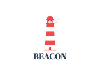Day 31 of Daily Logo Challenge lighthouse beacon logotype branding dailylogo vector icon dailylogochallenge logo design