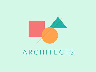 Day 43 of Daily Logo Challenge architecture logo architects branding dailylogo vector icon dailylogochallenge logo design