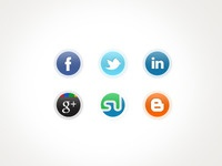 Another social network icons