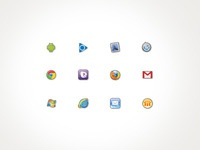 Browsers/Email clients icons