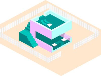 My isometric house designs artwork art beautiful vector illustration house illustration houses vector art vector minimal illustrator design illustration isometric illustration isometric design isometric art isometric