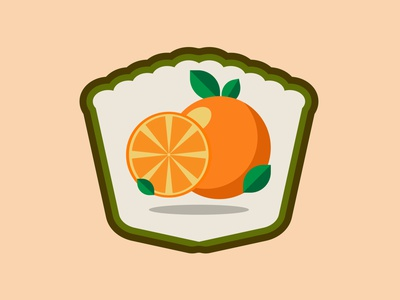 Do you like orange orange logo orange food artwork art beautiful vector illustration vector art vector design illustration illustrator