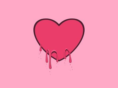 Heart for valentines concept design love cute heart valentines day valentines valentine dribbbleweeklywarmup branding logo artwork vector art beautiful illustrator vector illustration vector design illustration