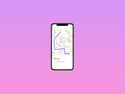 Daily UI 020 Location Tracker daily ui 020 location tracker