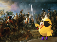 Darmite at The Battle of Austerlitz