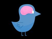 twitter birdbrain