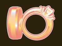 Ten Years Soccer-Themed Badge