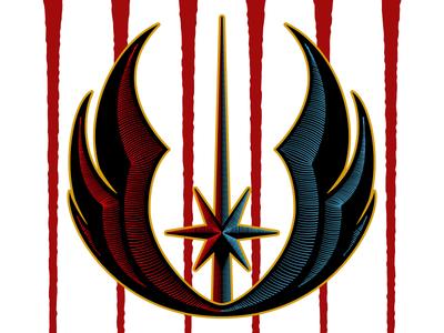 Last Jedi Soccer-Themed Badge
