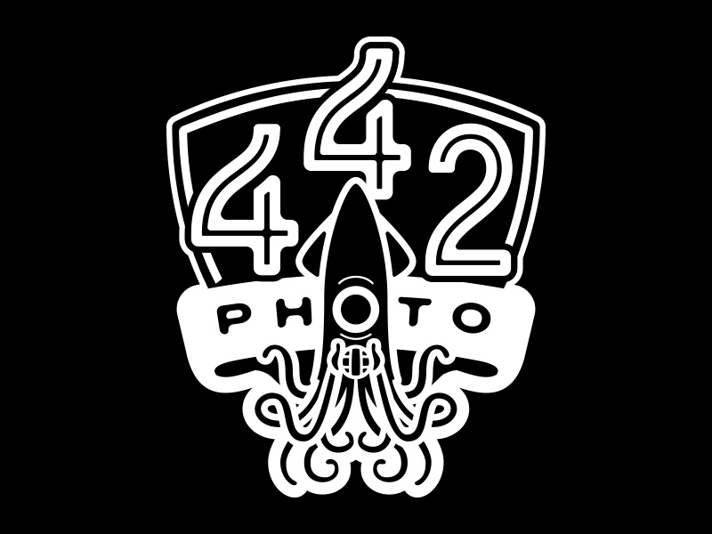 442 🦑 Photo Soccer-Themed Badge 442 photography squid badge soccer badge