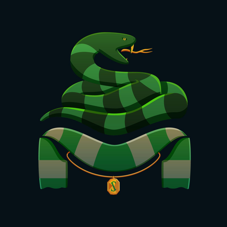 42 slytherin badge alt