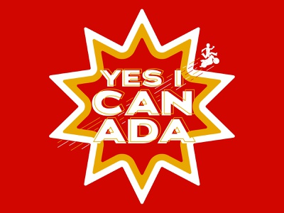 Yes I Canada canada pixar duke caboom toy story