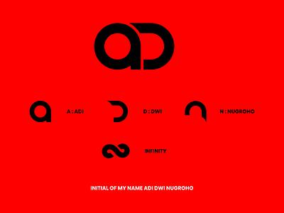 Personal Logo Branding monogram brand identity logo