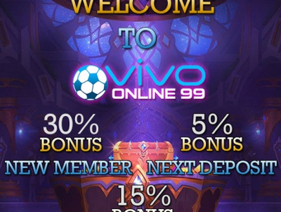 Vivo Online Dribbble