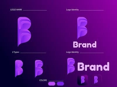 B logo | B concept logo Design | Colorful Logo Design | Modern clean looking logo clean logos simple clean logo clean modern logos app logo app icon icon b color logo colorful logo modern logo vector illustrator design logo design brand graphic design branding blogo logo