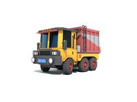 C4D-Truck