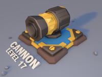 [C4D]COC's Cannon
