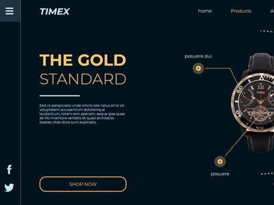 Timex tecnologia marketing product design diseño ux diseño ui diseño gráfico diseño web