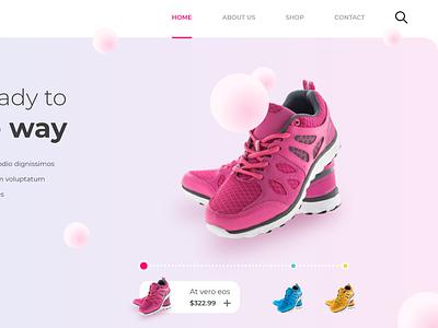 Diseño Shoes-2 tecnologia marketing product design diseño ux diseño ui diseño gráfico diseño web
