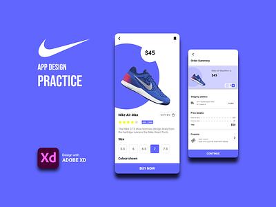 Practica diseño de App tecnologia adobe xd product design diseño ux diseño ui diseño web diseño gráfico