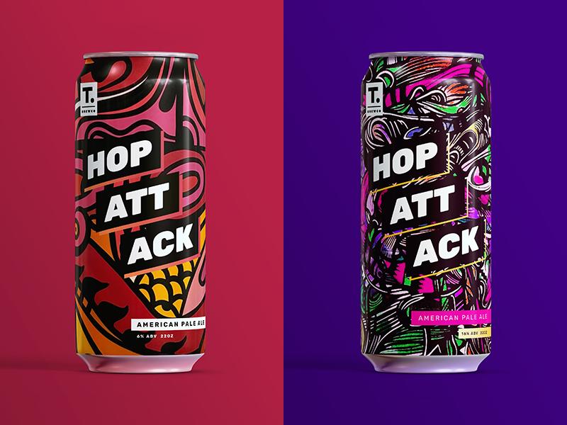 Cheers for beers 2 product packaging label design beer