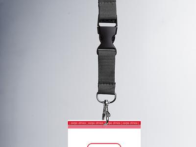 Redesign - Crachás do ICDF minimal graphicdesign design