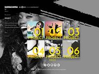 Bassajamba web design