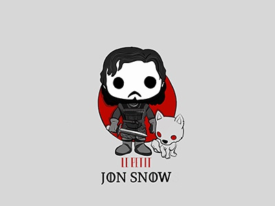 Jon Snow Le Petit Series