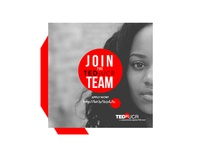 TEDxUCR JOIN THE TEAM CAMPAIGN