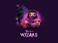 You´re a Wizard