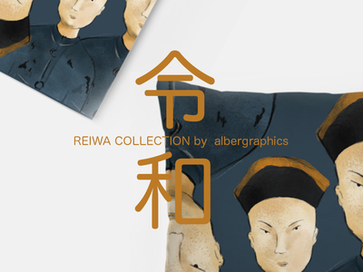 Reiwa Collection by @albergraphics
