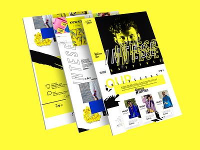 Rapture web design project